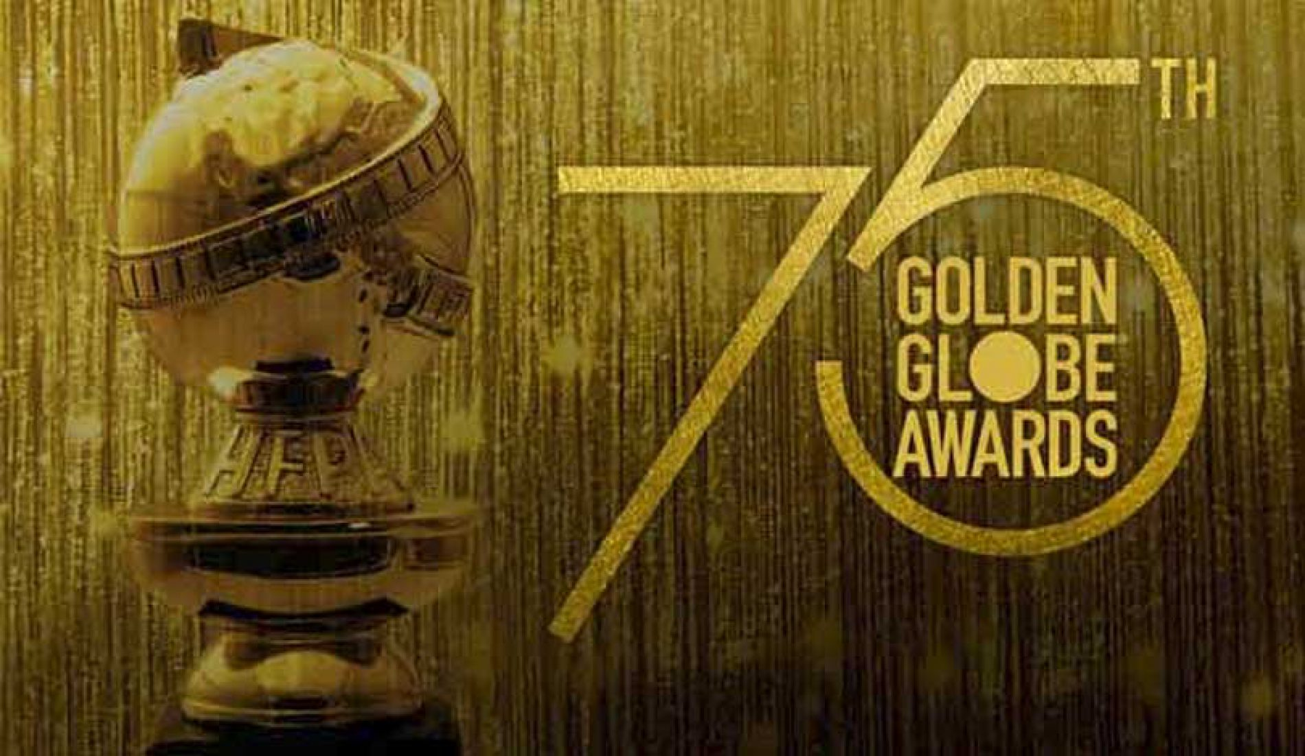 Golden Globe 2018 –  Se de nominerte!