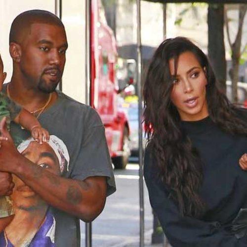 Kim Kardashian og Kanye West har fått baby – en jente!