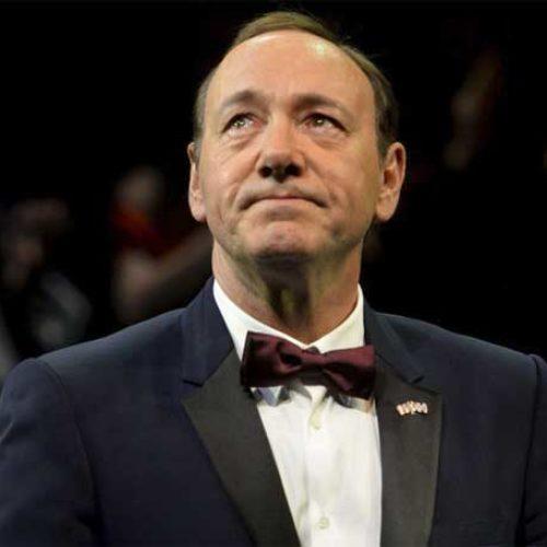 Kevin Spacey anklaget for seksuelt overgrep på tredje person