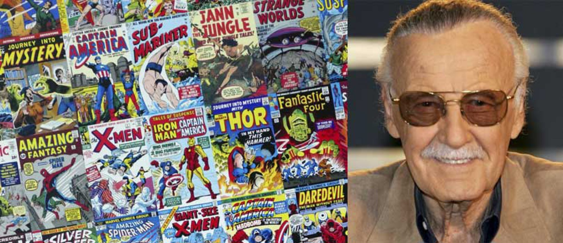 Marvel-legenden Stan Lee nekter for seksuelt misbruk