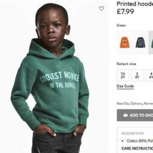 The Weeknd dropper Hennes og Mauritz etter ape-genser reklame