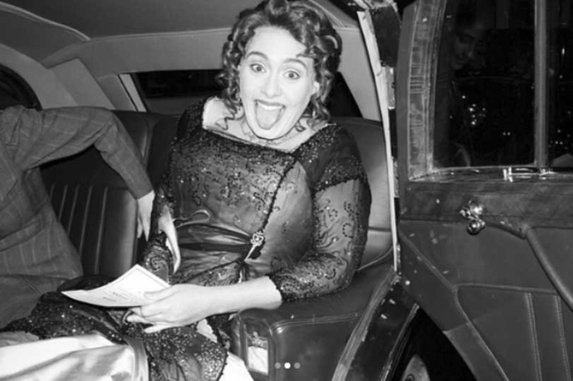 Adele feiret 30-årsdag med Titanic-party