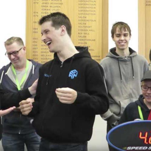 Ny verdensrekord på Rubiks kube – NYHET!