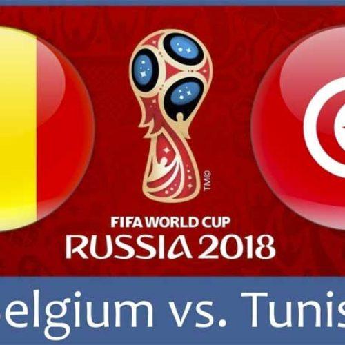 Belgia – Tunisia – Tips og resultat VM 2018