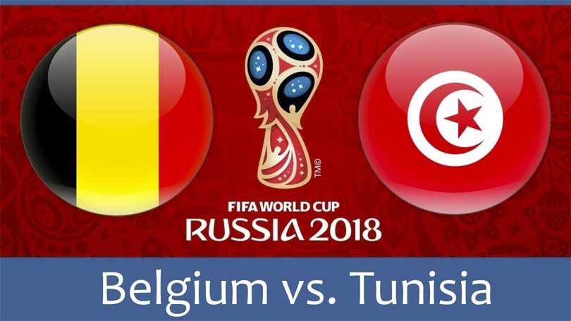 Belgia Tunisia Tips Og Resultat