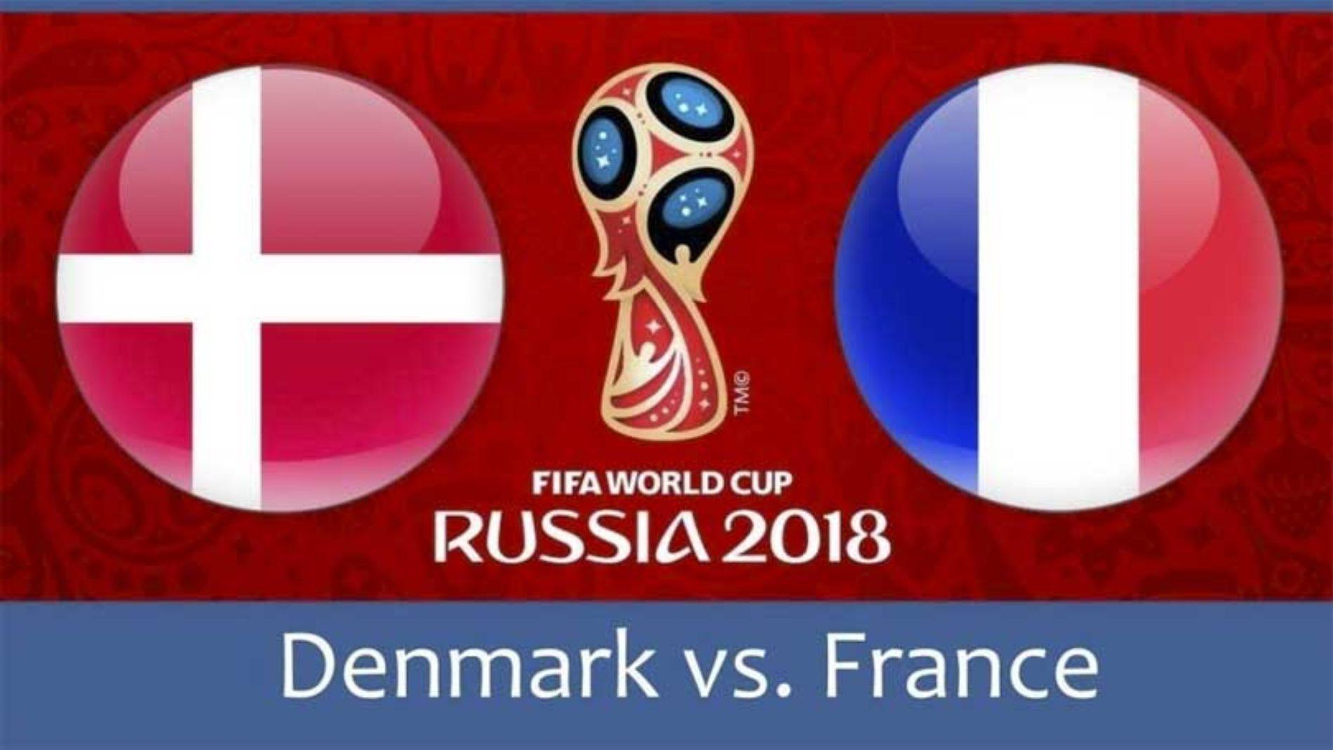 Danmark – Frankrike – VM 2018 – Tips
