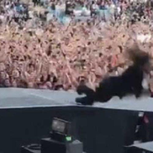 Foo Fighters lurte svensk publikum