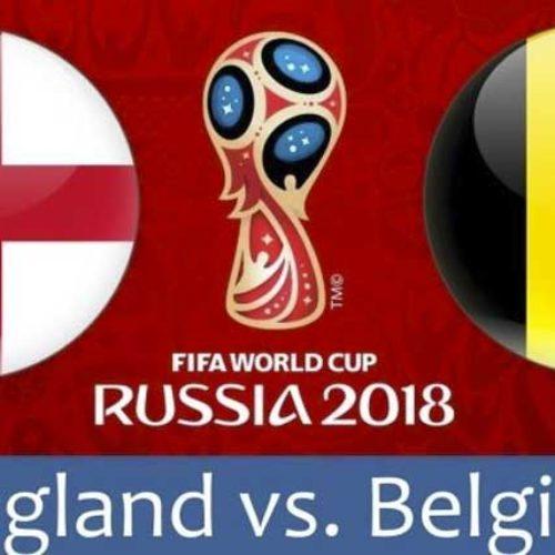 England – Belgia – VM 2018 – sjekk vårt tips!