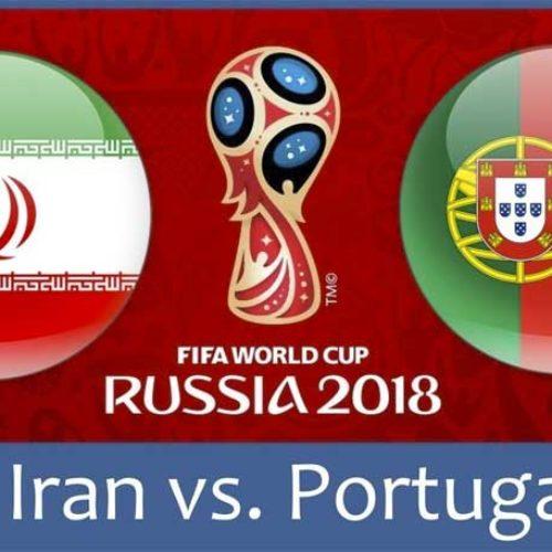 Iran – Portugal – VM 2018 – sjekk vårt tips til resultat