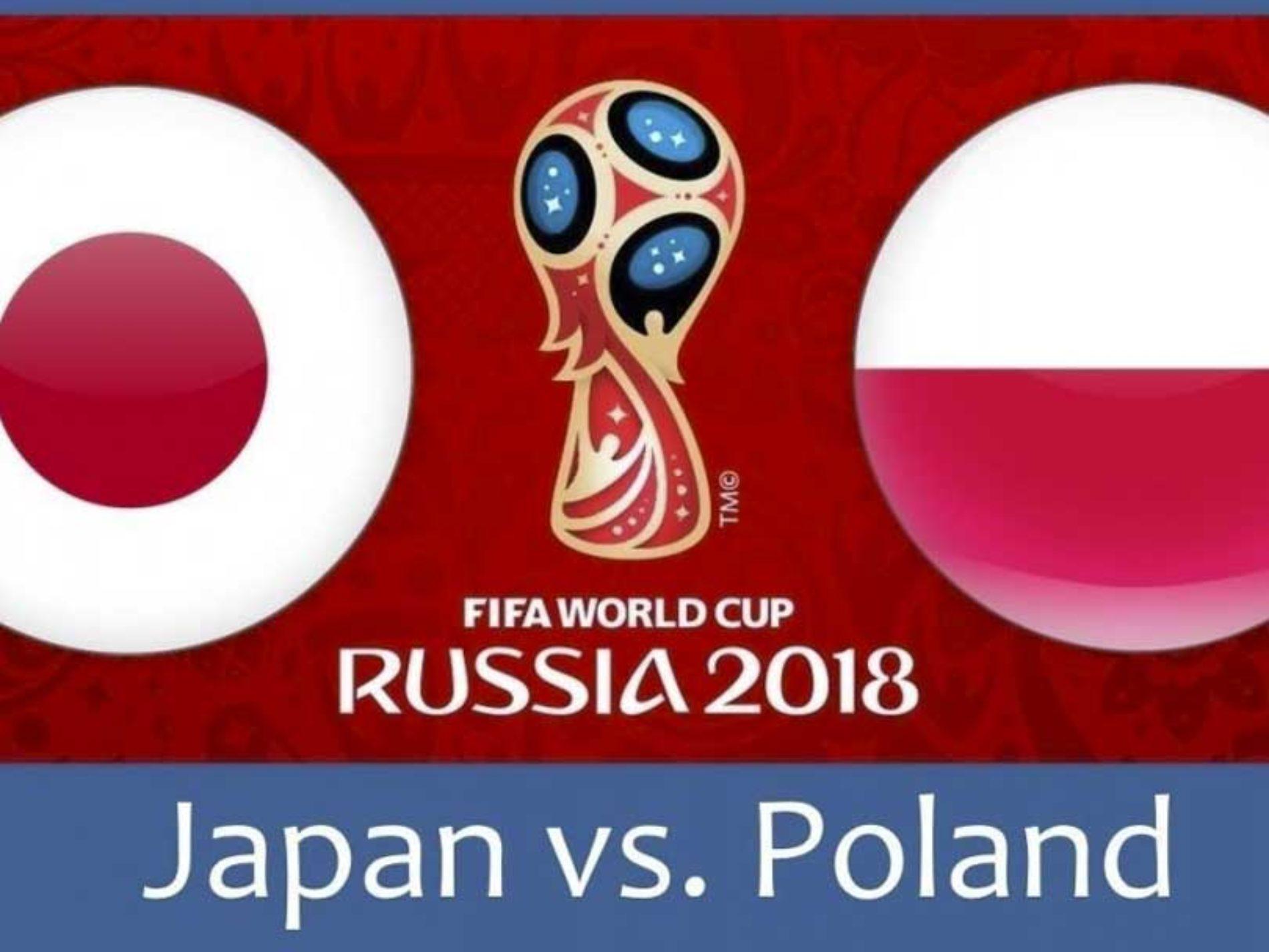 Japan – Polen – VM 2018 – resultat og tips