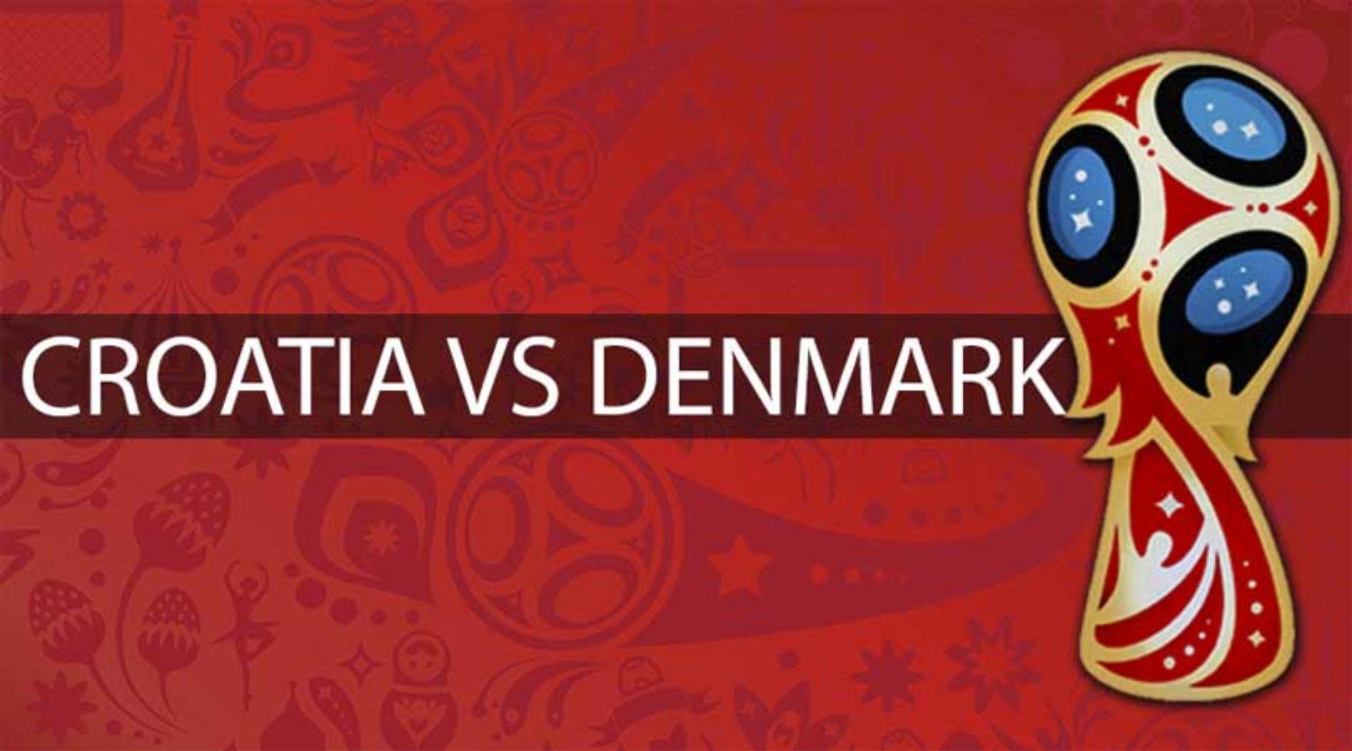 Kroatia – Danmark – VM 2018 – Sjekk vårt tips