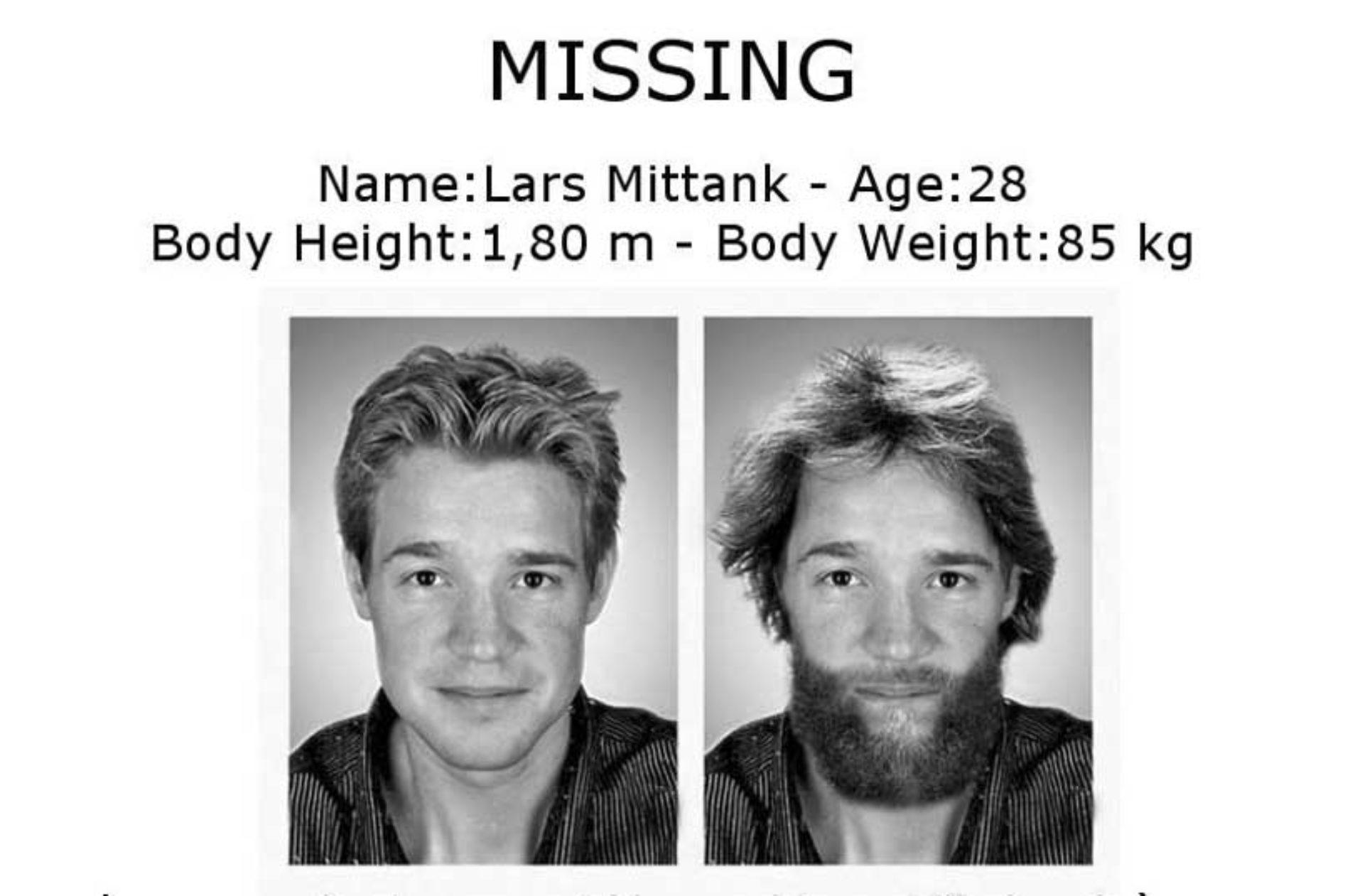 Lars Mittank – mannen som styrtet ut av flyplassen og forsvant