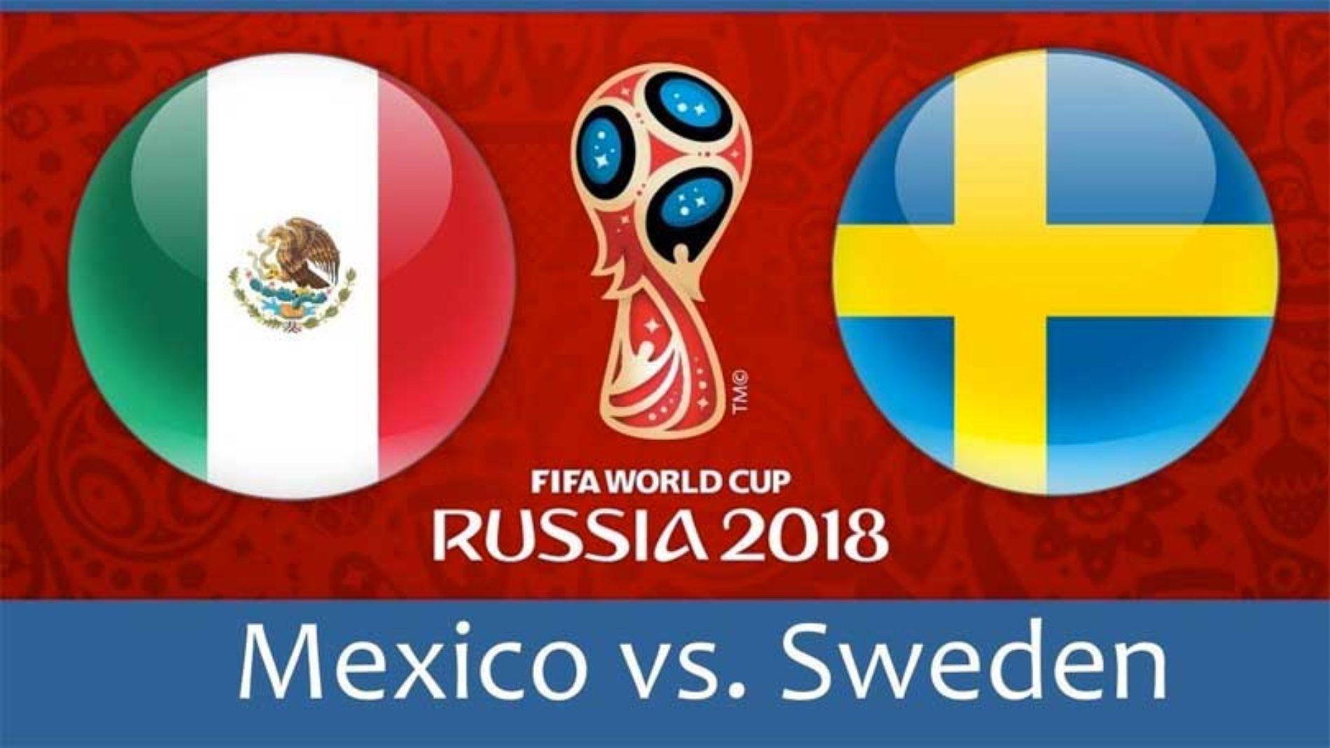 Mexico – Sverige