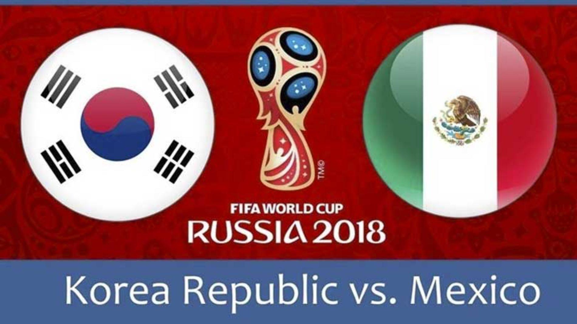 Sør-Korea – Mexico – les tipset her!