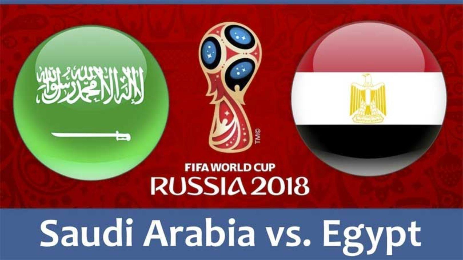 Saudi Arabia – Egypt – VM 2018 – tips og resultat