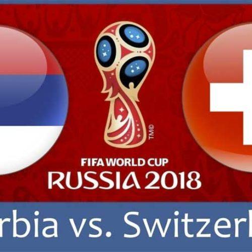 Serbia – Sveits VM 2018 –  tips og resultat