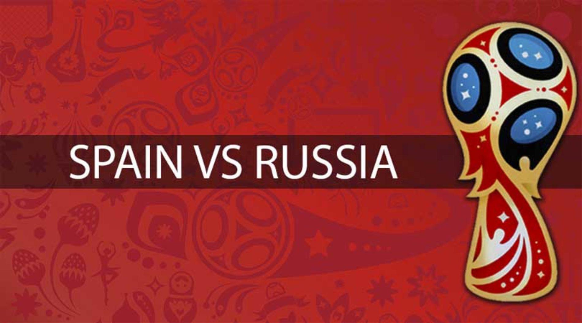Spania – Russland – 1/8-delsfinale VM 2018 – les vårt tips