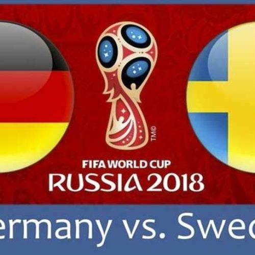 Tyskland – Sverige VM 2018 – vårt tips til resultat
