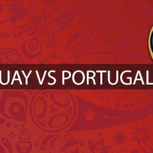 Uruguay – Portugal – 1/8-delsfinale VM 2018 – Tips