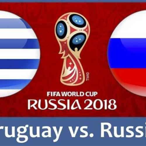 Uruguay – Russland – VM 2018  – Tips