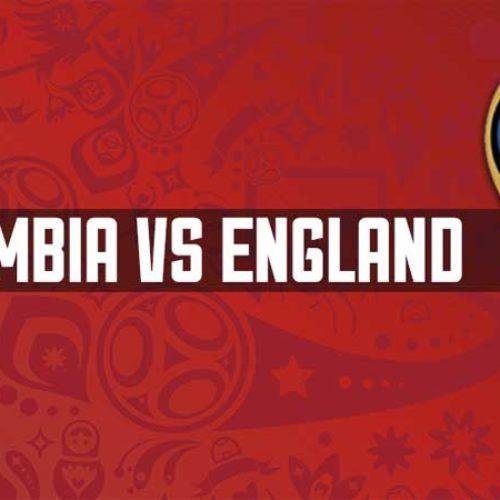 Colombia – England – VM 2018 – les tips til resultat her