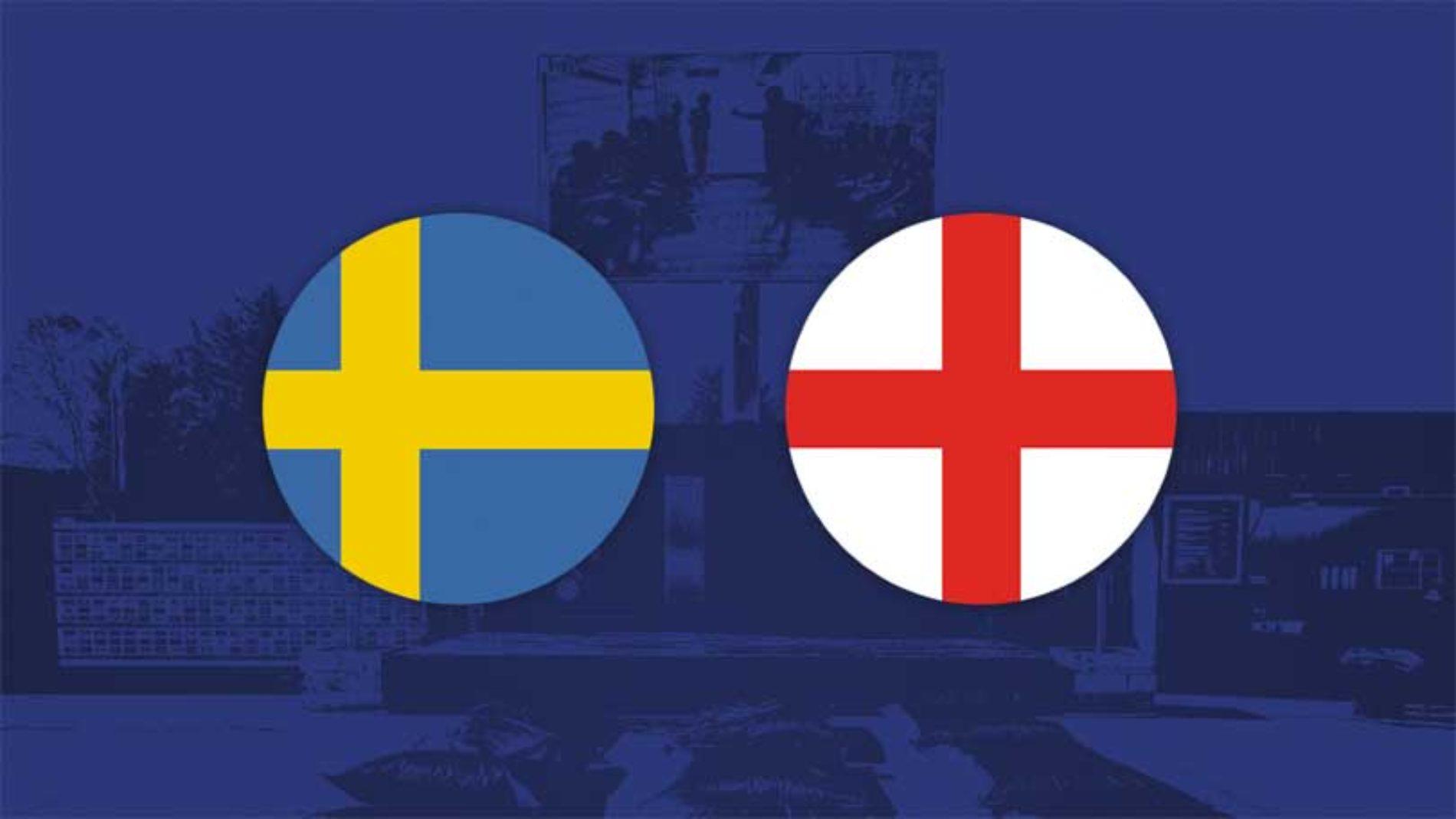 Sverige – England – les vårt tips!