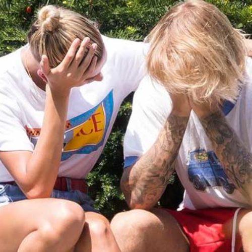 Hvorfor gråter dere, Justin og Hailey?