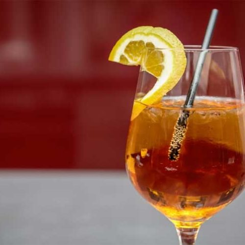 Hvordan lage en perfekt Aperol Spritz!