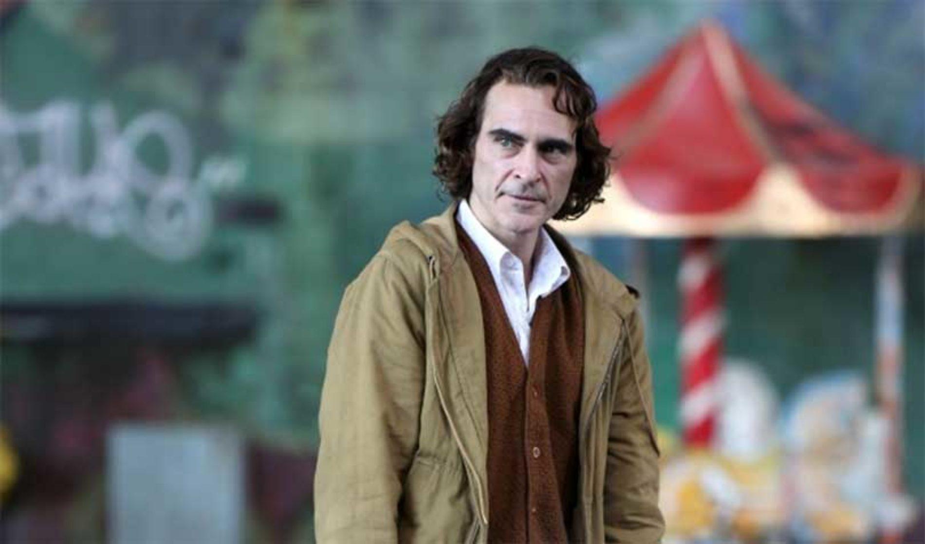Sjekk de uhyggelige bildene av Joaquin Phoenix i Joker!