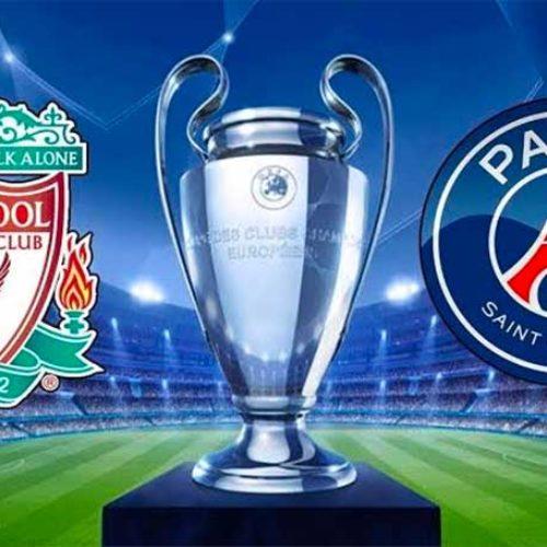 Tips og resultat Liverpool – Paris St. Germain – Champions League 2018/2019